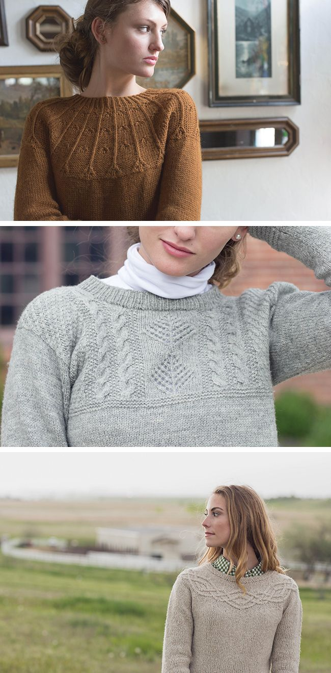 New Favorites: from Interweave Knits Fall \'15 | Para mujeres ...