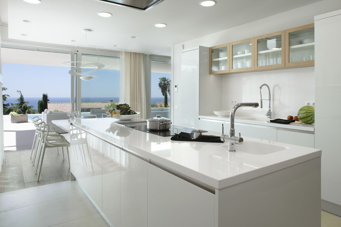 Molins Interiors // arquitectura interior - interiorismo - cocina ...