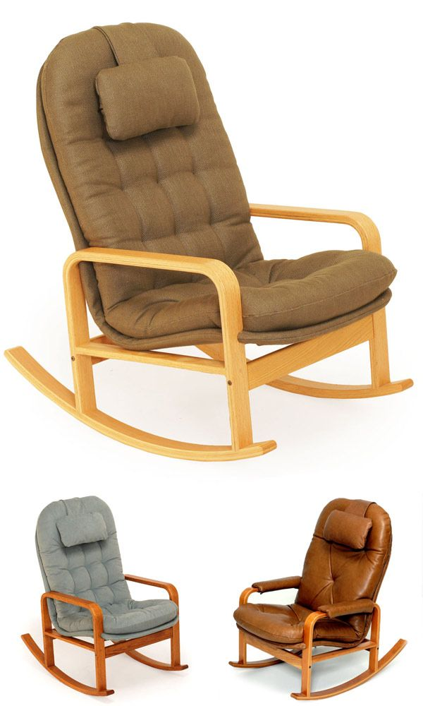 Etonnant Ergonomic Rocking Chair By Brigger Furniture Is Made You Fit Your Body, And  Designed By You.