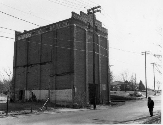 Yesterday: the lonely ice plant in 1986