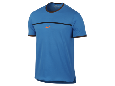 NikeCourt AeroReact Rafael Nadal Challenger Men's Tennis Top