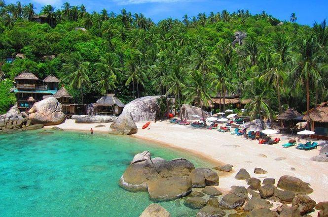 Photo Island Beach Thailande