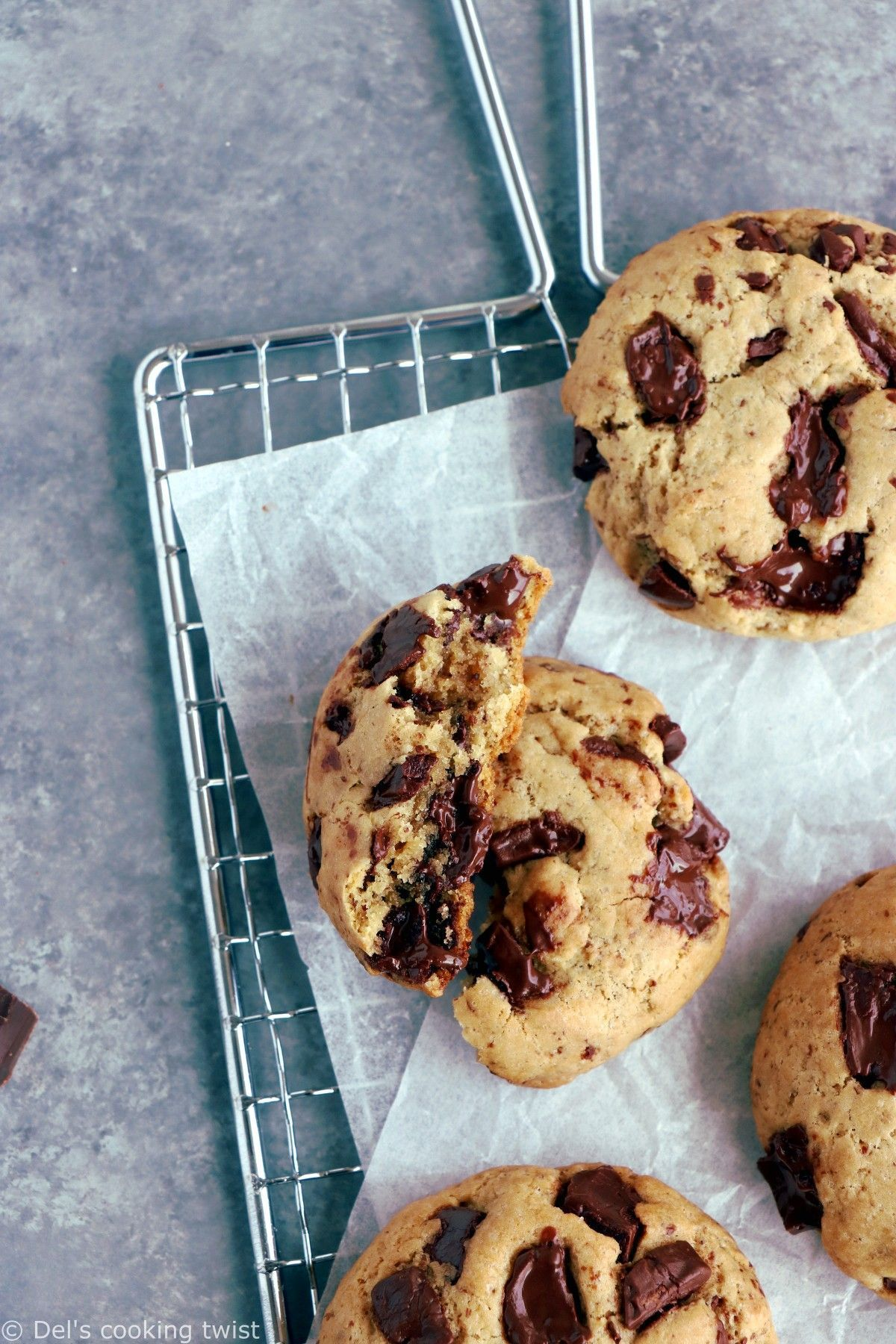 Perfect Vegan Chocolate Chip Cookies Del S Cooking Twist Recipe In 2020 Vegan Chocolate Chip Cookies Chocolate Chip Cookies Cookies Recipes Chocolate Chip