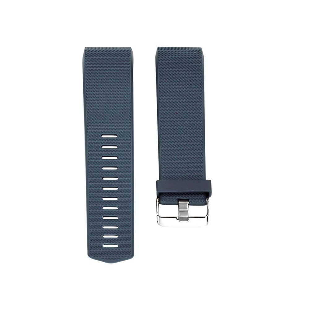 Silicone replacement band for for fitbit charge heart rate smart