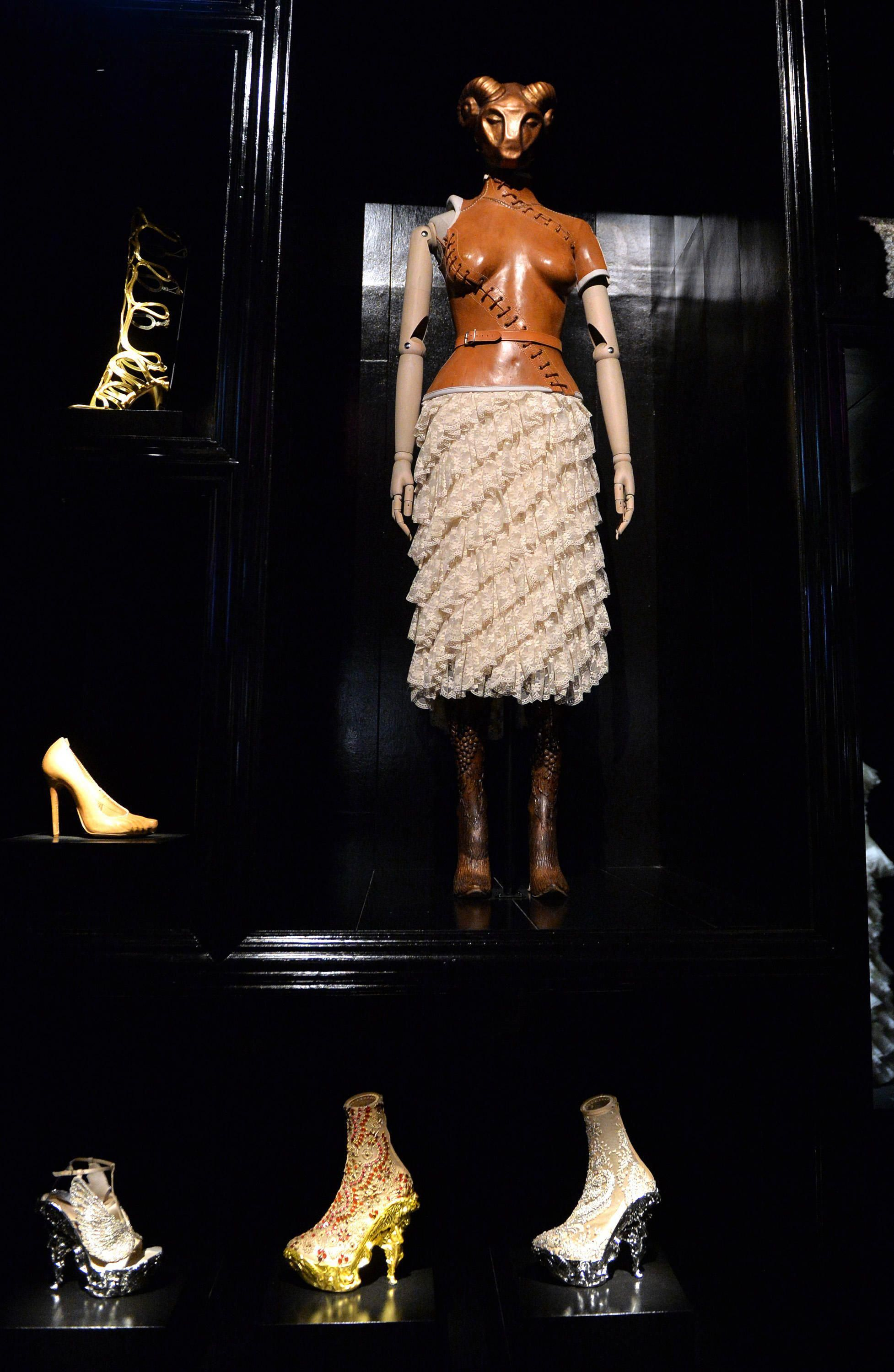 Alexander McQueen  Savage Beauty  Lands in London - Fashionista   AlexanderMcQueen.   6e5ac2dab95