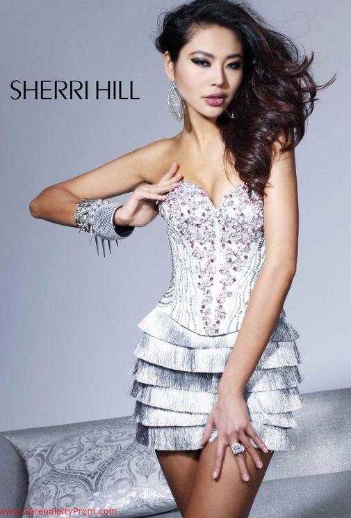 cab3649541a Sherri Hill cocktail dress from Serendipity  930. Sherri Hill cocktail dress  from Serendipity  930 Prom Dress 2013