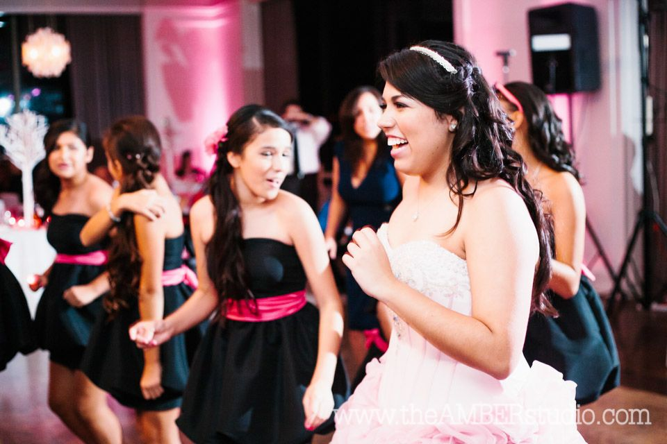 Dallas Quinceanera. Orion Ballroom Dallas. Beyond the