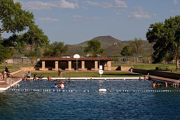 Balmorhea State Park Texas Parks Wildlife Department P O Box 15 Toyahvale Tx 79786