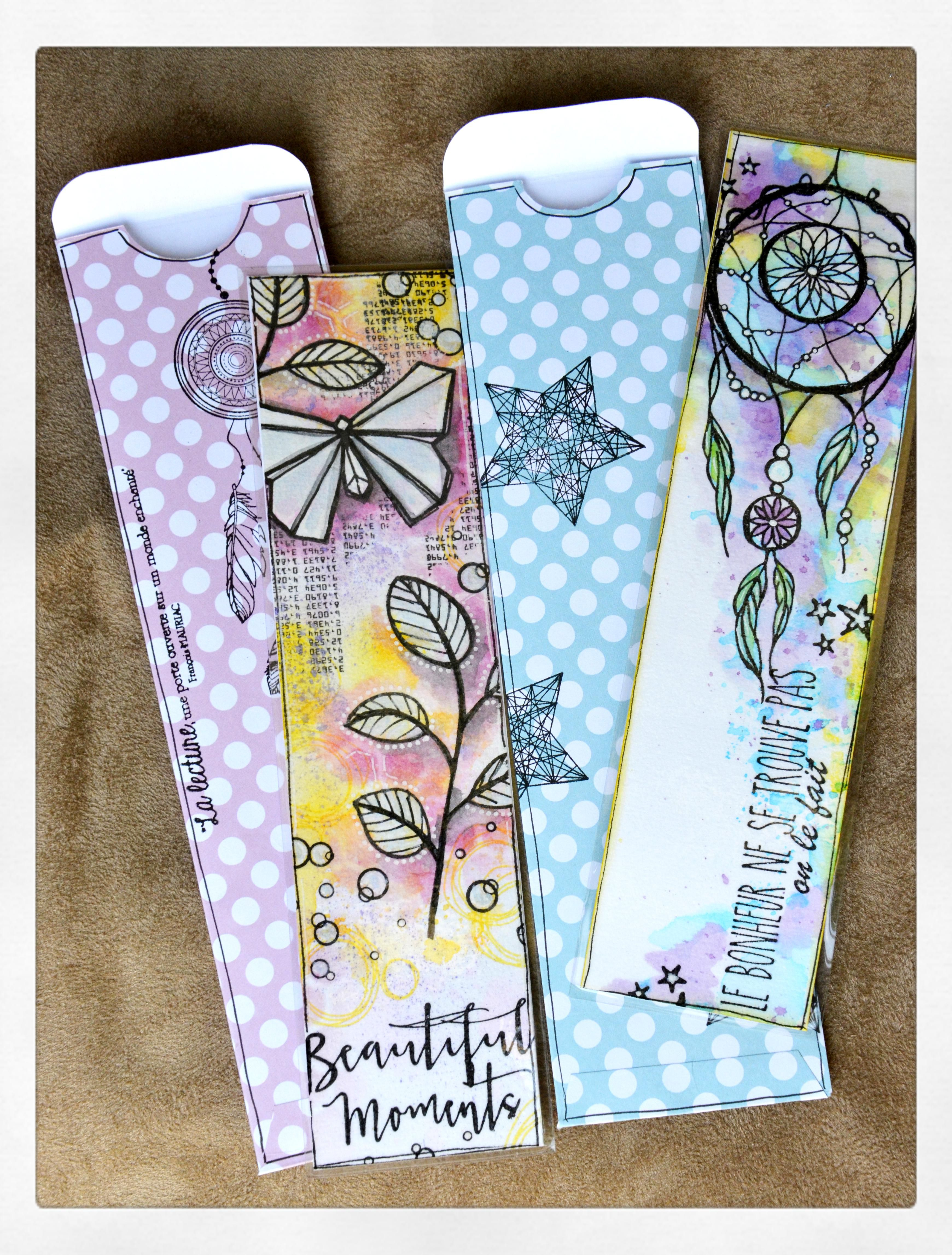 Marque page Juaime Pinterest Bookmarks Scrap and Bookmark ideas