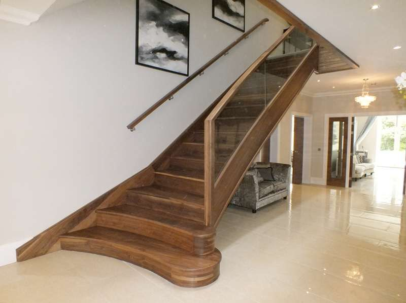 Best Staircase Manufacturers Bespoke Modern Timber Staircases 400 x 300