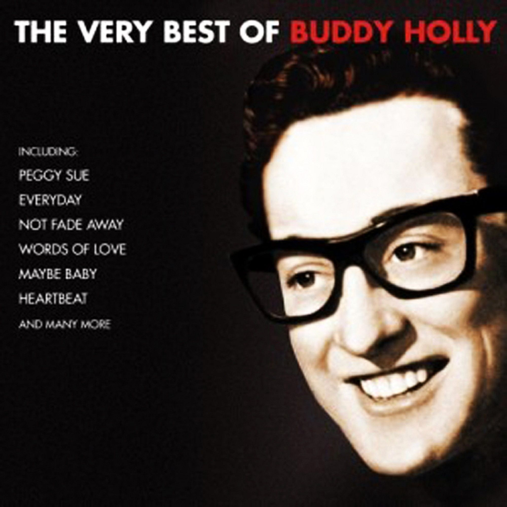 Buddy Holly - The Very Best Of Buddy Holly - 2 CD