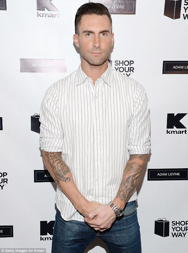 Pin By Becky Lohse On Maroon 5adam Levine3 3 3 Pinterest