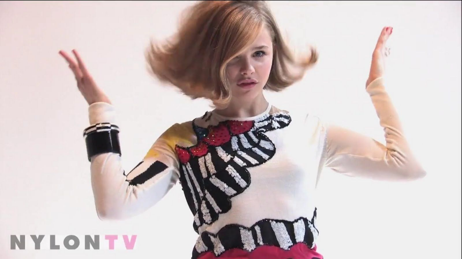 Chloe Moretz for Nylon #fashion #editorial #photography #celebs