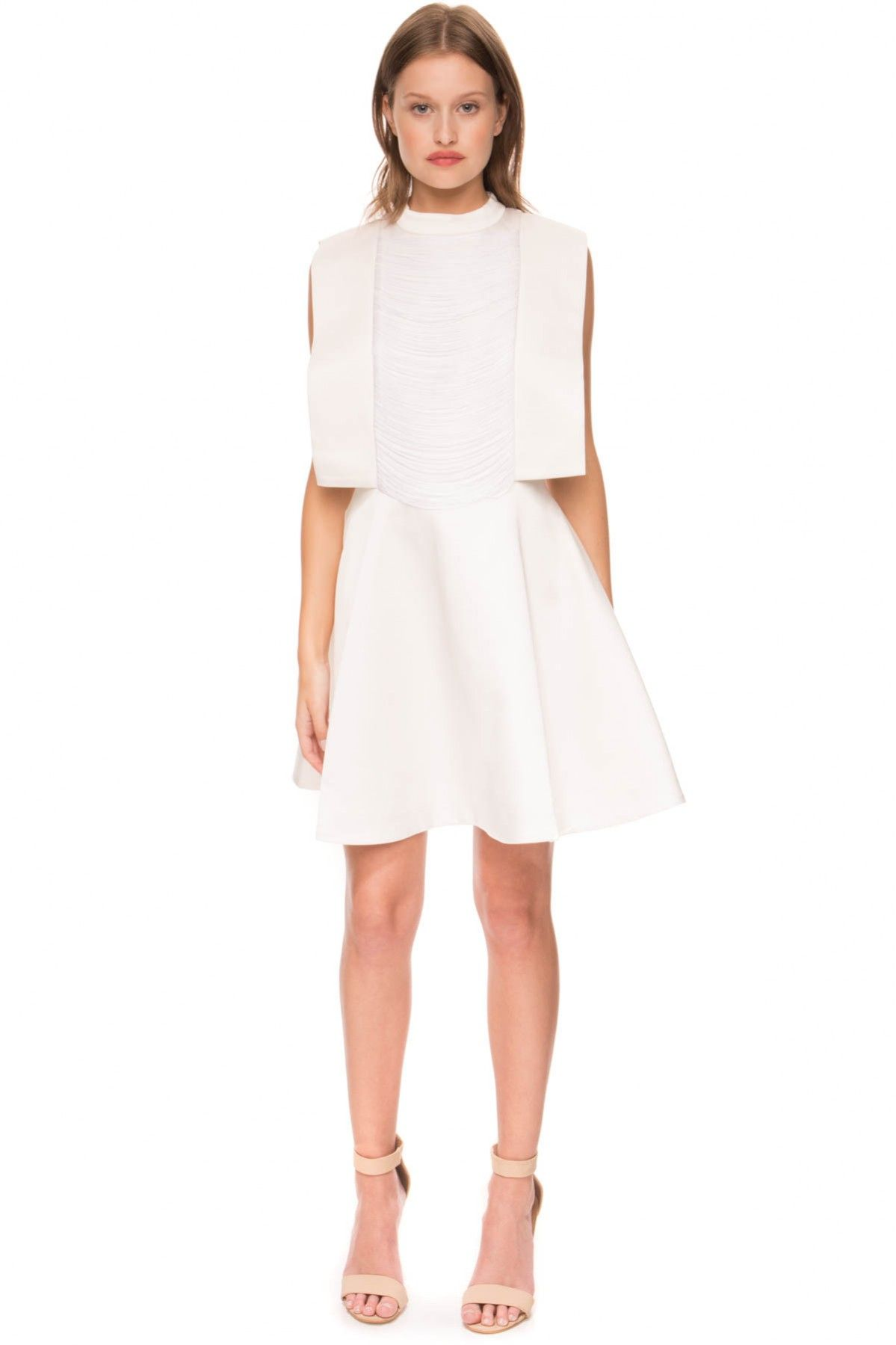Keepsake freelancer mini dress ivory dresses fashion