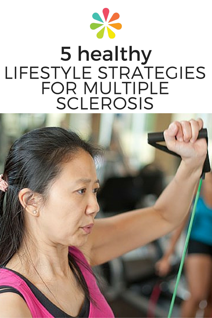 5 Healthy Lifestyle Strategies for Multiple Sclerosis
