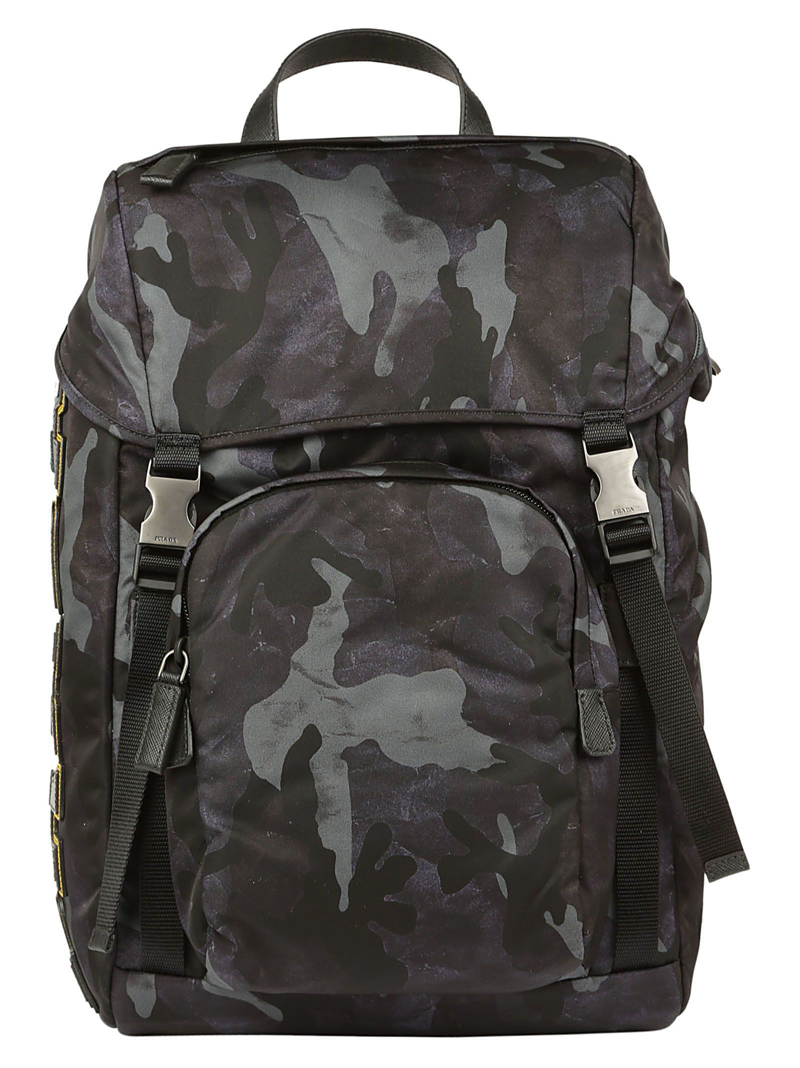 468259579a7d PRADA BACKPACK.  prada  bags  leather  nylon  backpacks