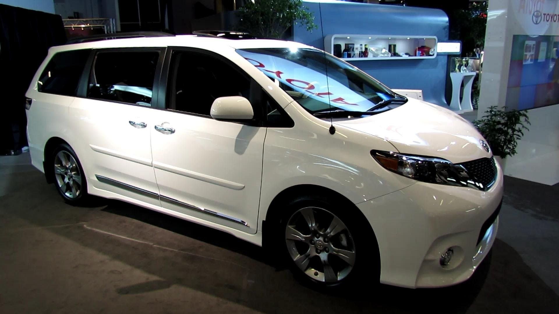 2016 Toyota Sienna Hybrid Changes Release Date And Price Within