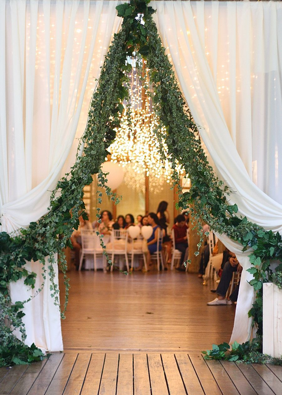 Wedding room decoration ideas 2018  A glamping style wedding with gorgeous greenery at Enderong Resort