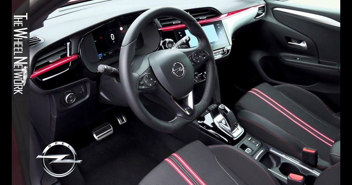 Pin di Corsa 2020 Opel Corsa 2019 Interior