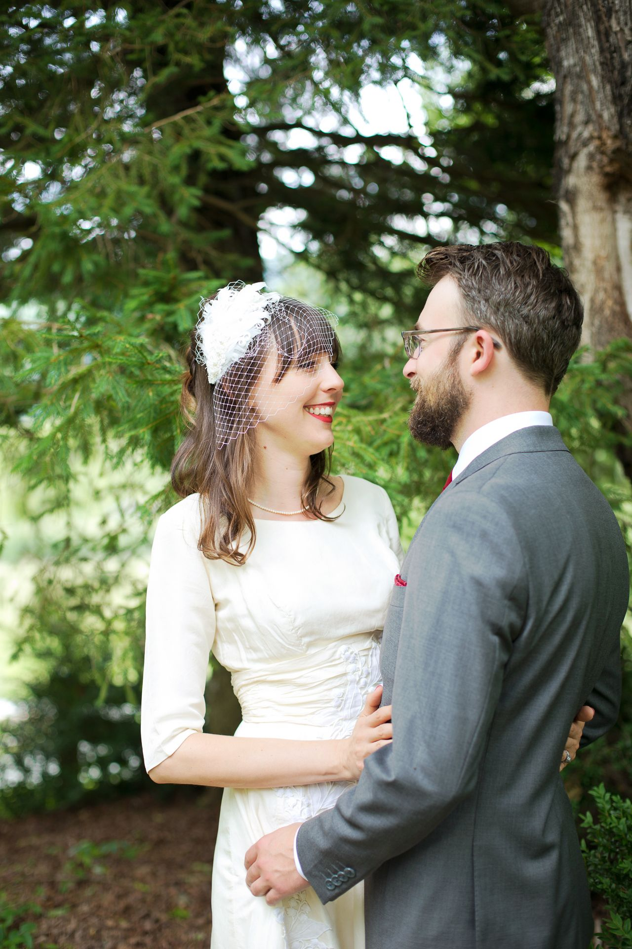 local wedding style of couples in nc high country. photos by