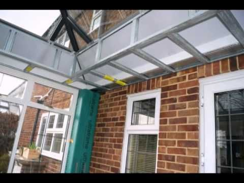 living room orangery ultraframe roof view - Google Search ...