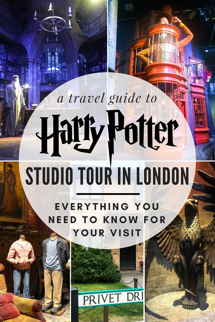 The Harry Potter Studio Tour London Guide Everything You Need To Know For Visiting The City Sidewalks Harry Potter Studio Tour London Tours Harry Potter Studios