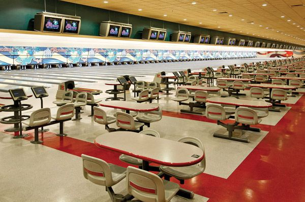 The Orleans Bowling Center In Las Vegas The Orleans Orleans Hotel Las Vegas Hotels Hotel