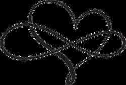 love infinity ftestickers - Sticker by 💫LaMusa💫 |Infinite Love Png