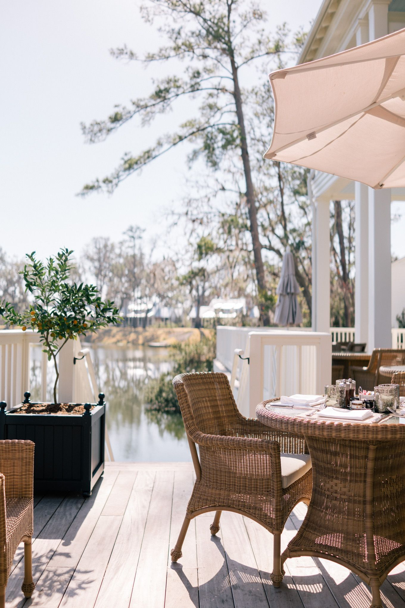 Gal Meets Glam Palmetto Bluff | Designing Your Backyard Deck ...