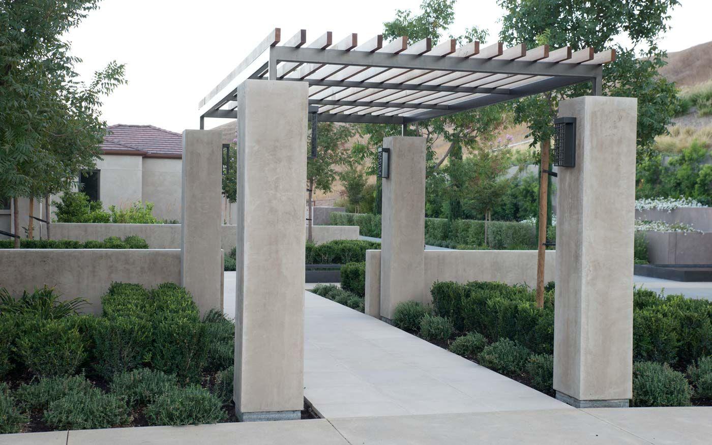 modern pergola | pergola / arbors | pinterest | gärten, Gartengerate ideen