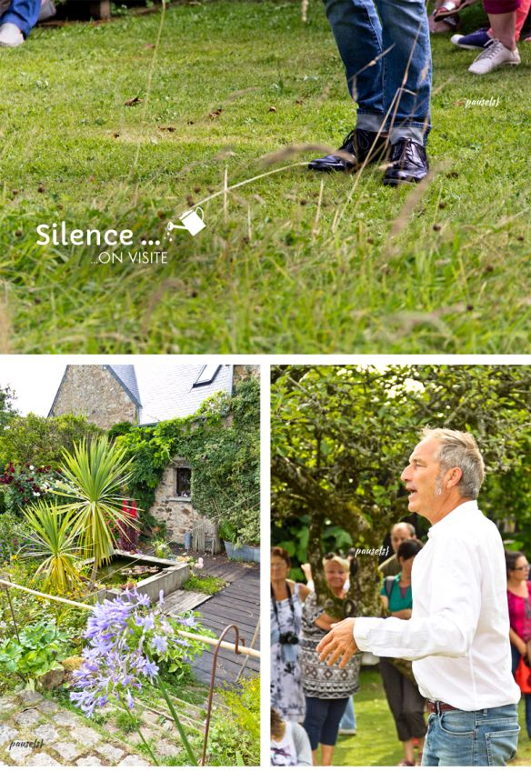 Silence on visite decoration jardin stephane marie - Visite du jardin de stephane marie ...