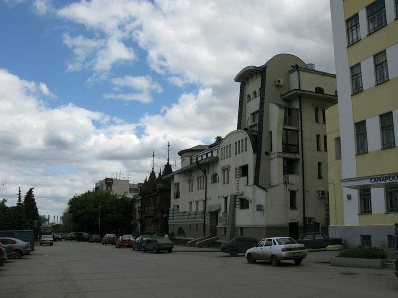 Современная архитектура Самары - SkyscraperCity