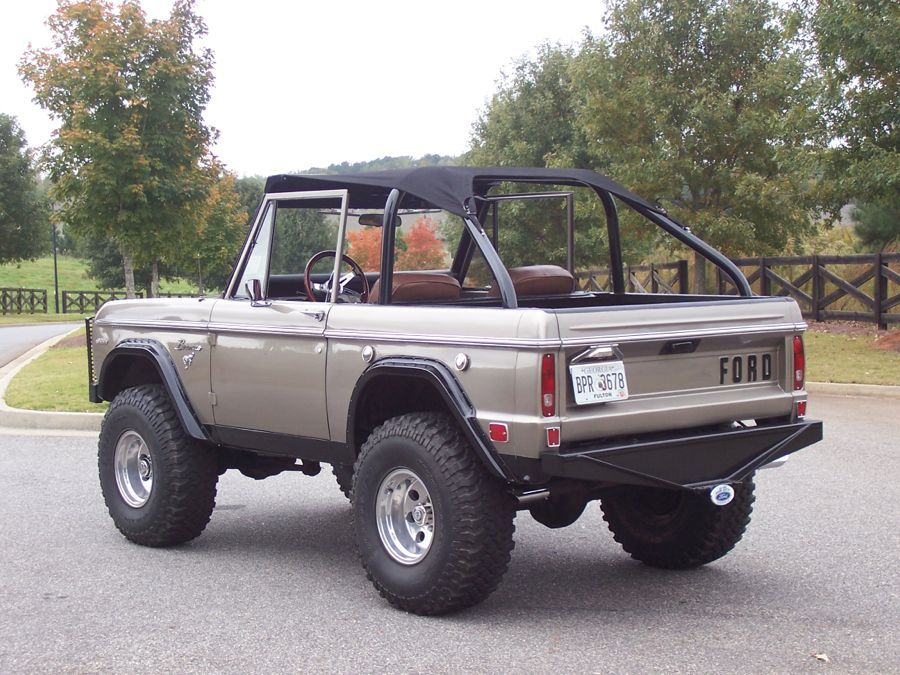 Photobucket Ford Bronco Early Bronco Bronco