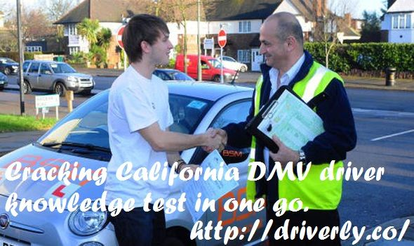 Driverly's approach is to provide practice test for cracking California DMV driver knowledge test in one go. Driverly has qualified experts who can give master preparing to the understudies to take up the DMV test. http://driverly.co/