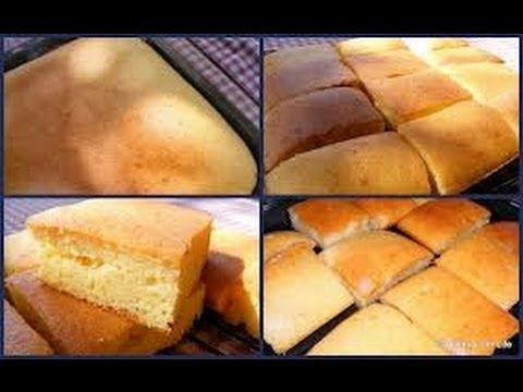 FRESH APPLE CAKE 4) - How To