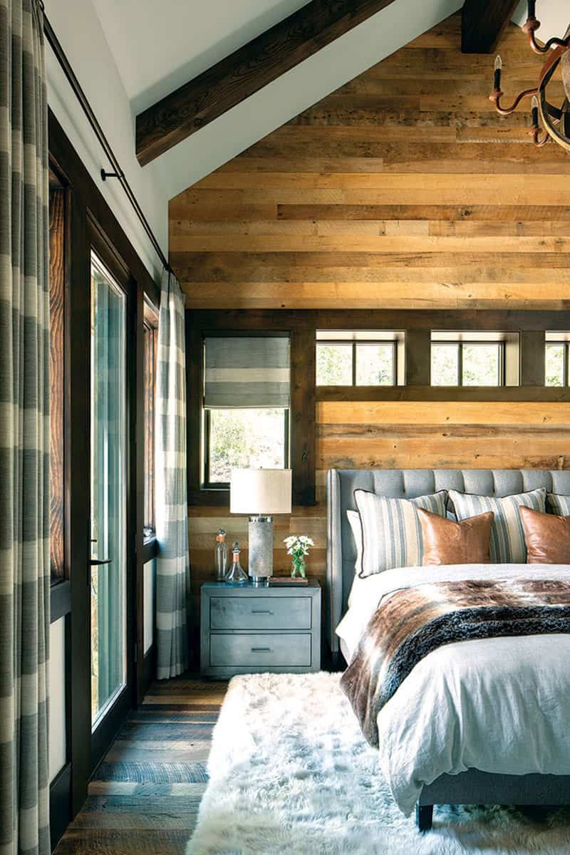 Modern rustic home boasts magnificent views on a Colorado ...