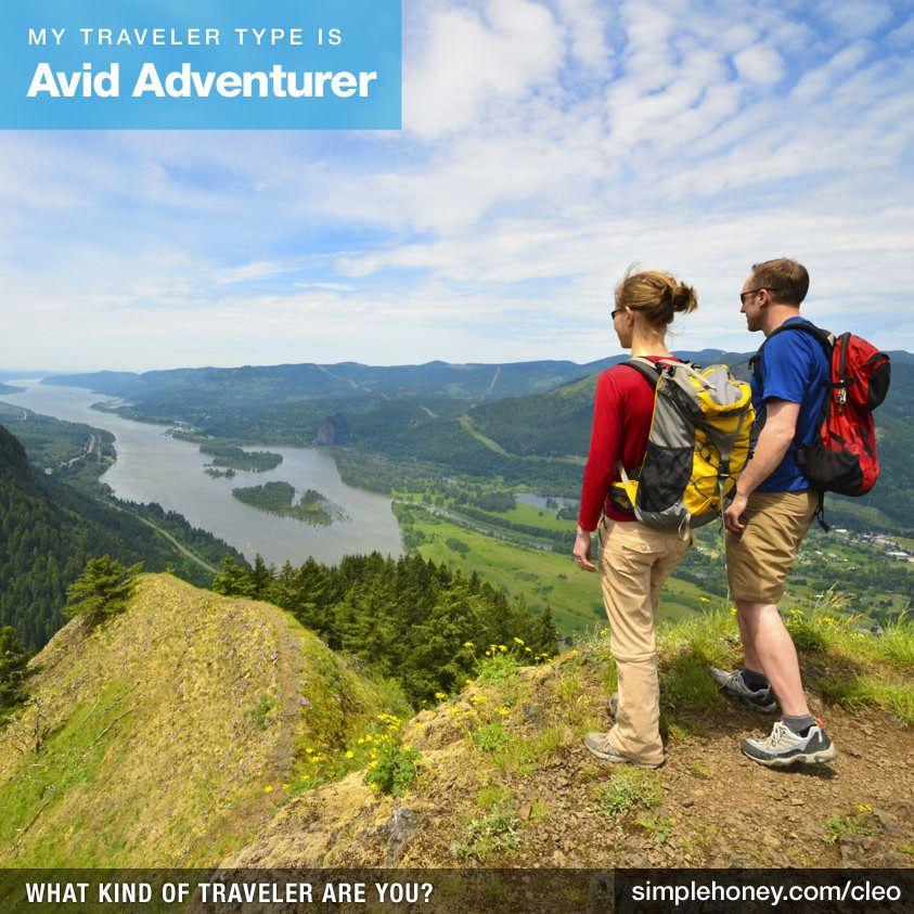 avid adventurer