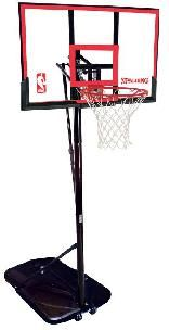 Spalding Portable Basketball Systems 72354 48-inch Polycarbonate Backboard