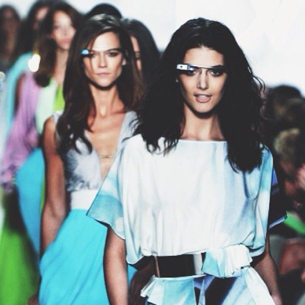 Google Glass designs by Diana von Furstenberg will be available to the masses in 2015. This mixes fashion and technology for everyday wearable tech.