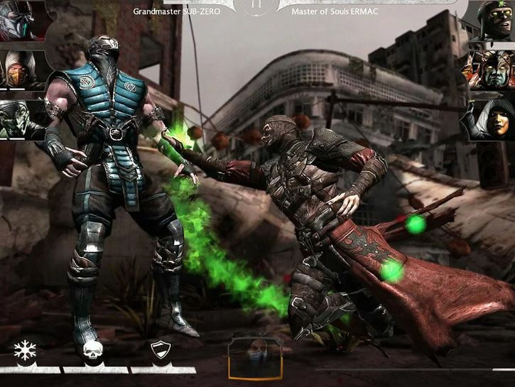 Pin by The DroidReview on Android Games | Mortal kombat x