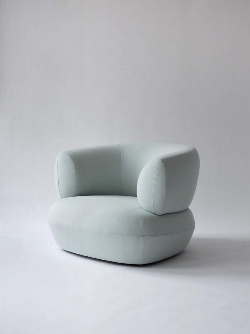 Puffer Chair Lounge Chair Design Soft Furniture Contemporary Chairs