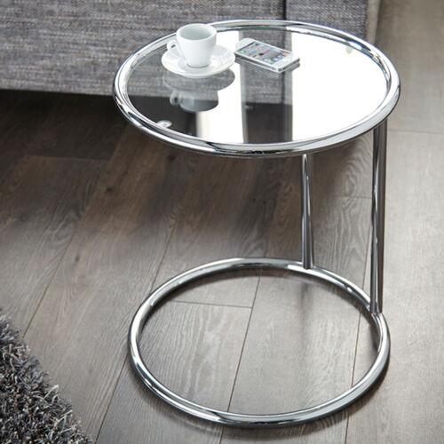 Design Mobel Beistelltisch Art Deco Couchtisch Glastisch Wohnzimmertisch Silber Ebay Design Beistelltisch Beistelltisch Glas Beistelltisch Chrom