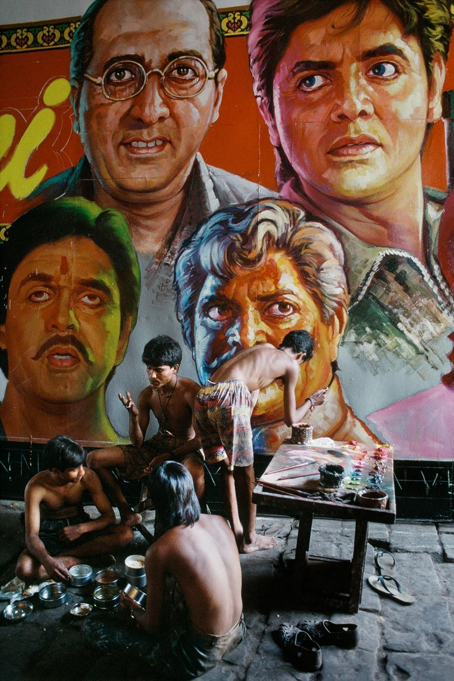 Street Art | Steve McCurry