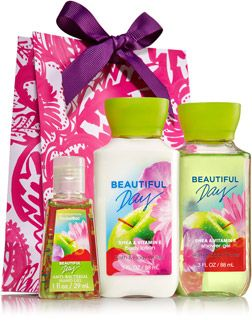 Beautiful Day Travel Treats Gift Kit Signature Collection From