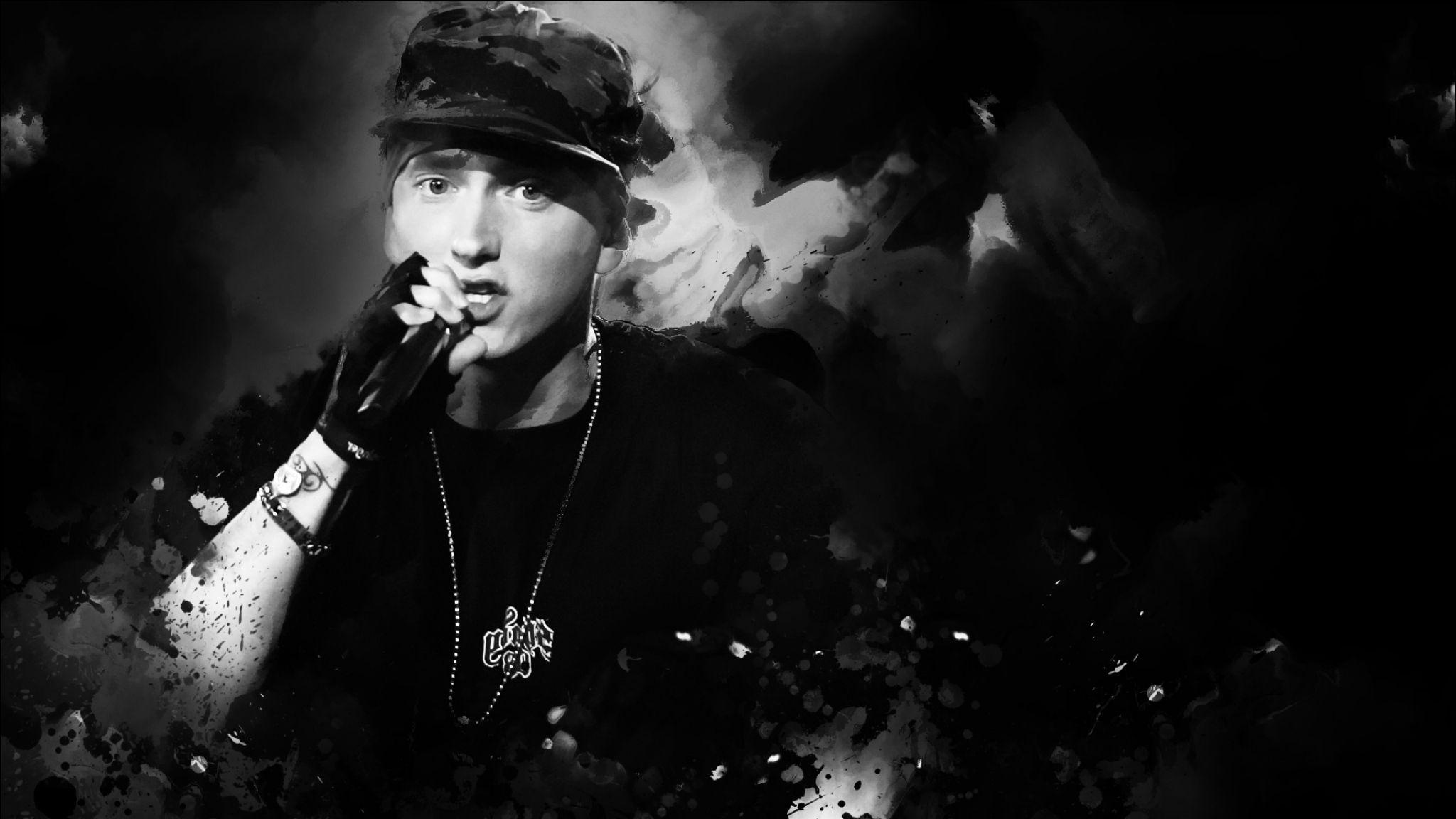 Eminem American Rapper Wallpapers HD Wallpapers