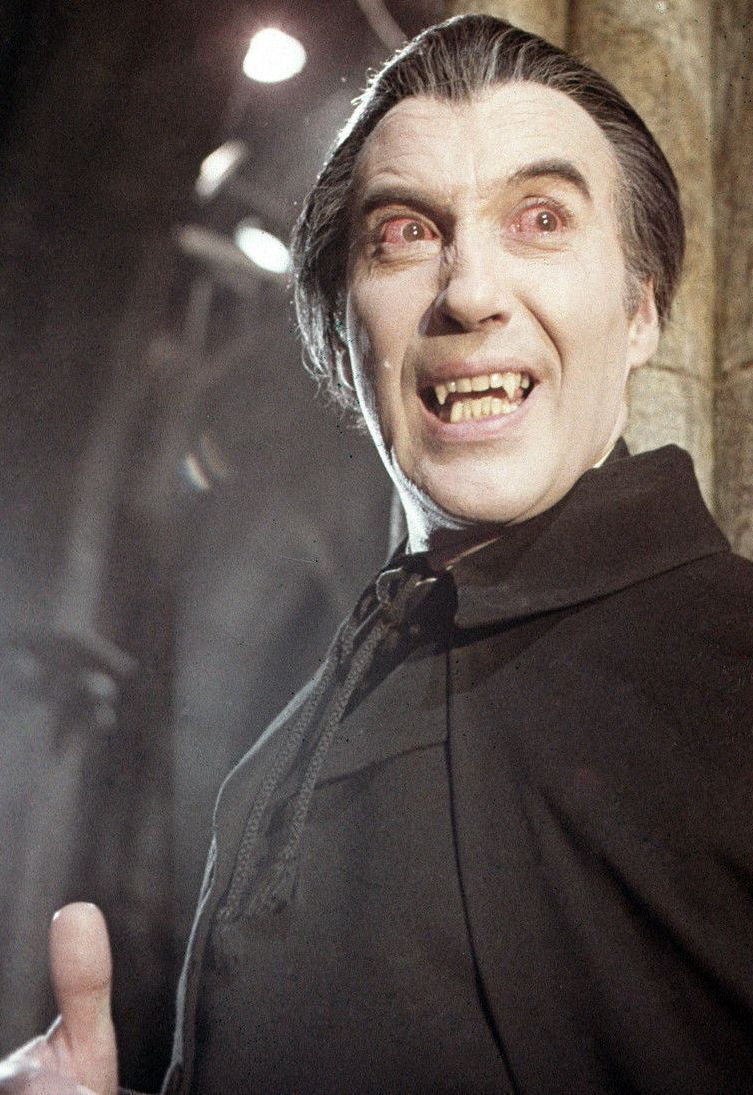 The Great One: Sir Christopher Lee in Hammer films ...