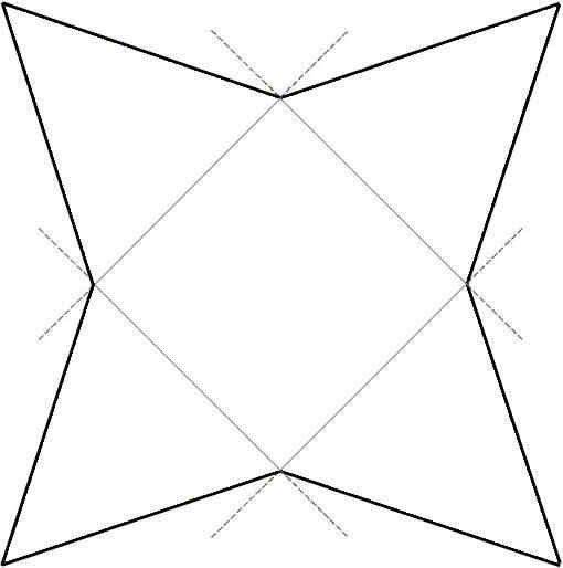 cajitas triangulo | moldes | Pinterest | Cajas, Cajas de regalo y Molde