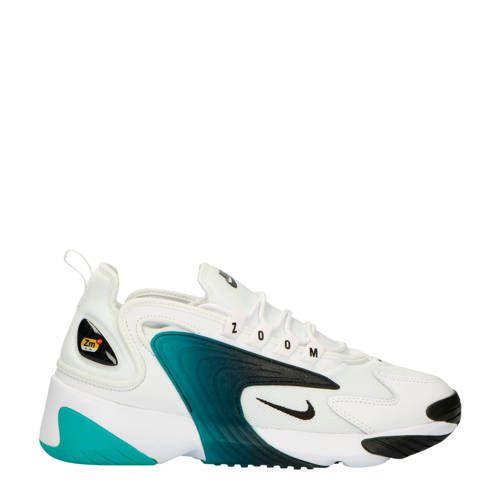 ZOOM 2K sneakers wit/blauw in 2020   Nike zoom, Nike ...