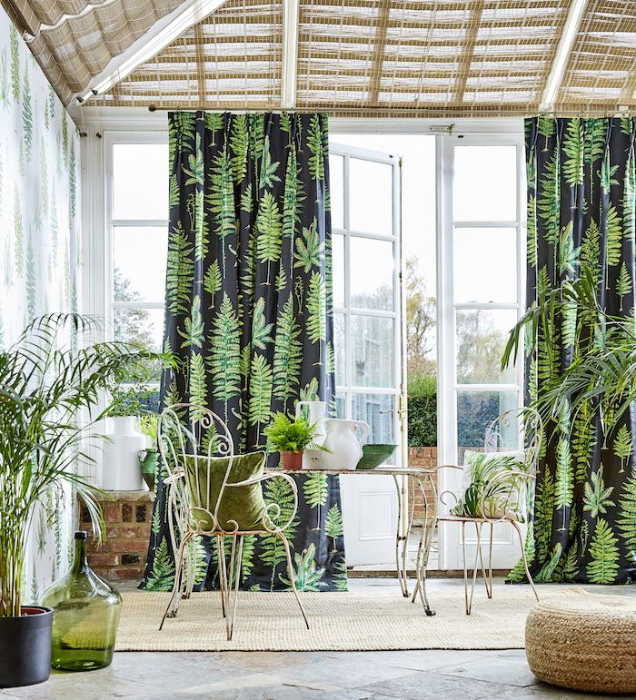 Glasshouse Fabric Print Trend 2019 In 2019