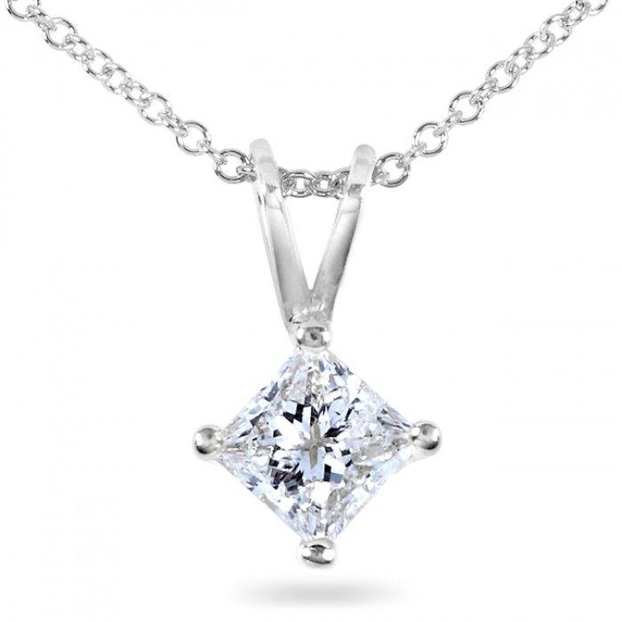 Diamond solitaire pendant 12 carat in platinum gift ideas diamond solitaire pendant 12 carat in platinum aloadofball Choice Image